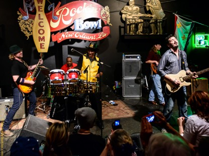 Royal Southern Brotherhood at Rock N Bowl
