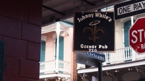Johnny White's Bar
